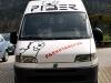 Grafična oprema dostavnega vozila